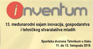 Dobitnici medalja Inventum 2019